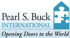 Pearl S Buck Logo