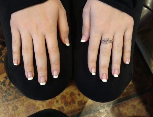 The Nail Salon: Why YOU Should Go To A Professional